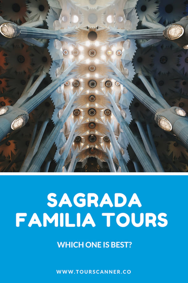 Sagrada Familia Tours Pinterest
