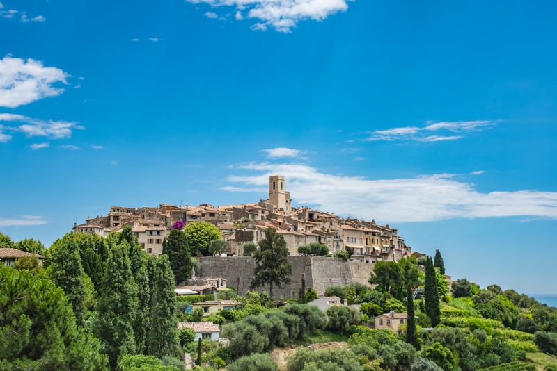 Saint-Paul-de-Vence day trips from Nice