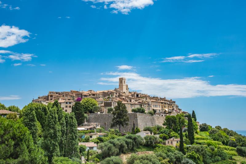 Saint-Paul-de-Vence day trips from Nice
