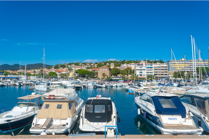 Sainte-Maxime day trips from Nice