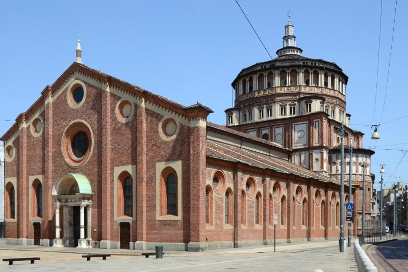 Santa Maria Delle Grazie - tickets última ceia