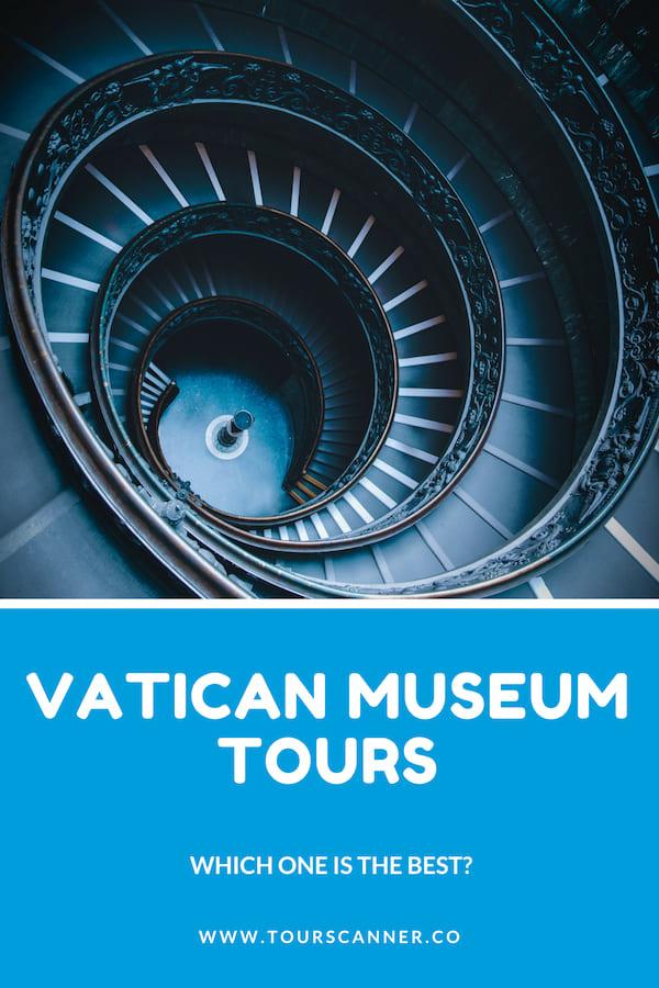 Vatican Museum Tours Pinterest