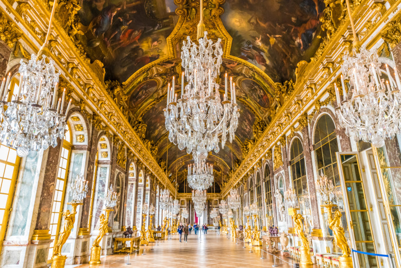 Versailles day trips from Paris