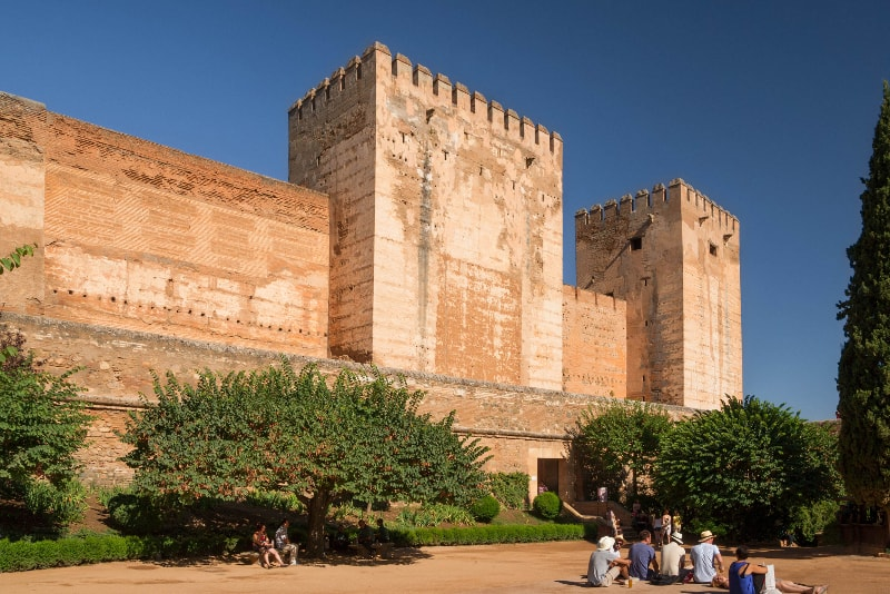 Alcazaba Alhambra tours