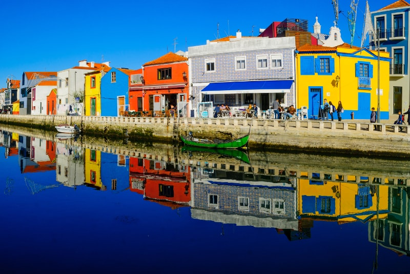 Aveiro - day trips from Lisbon
