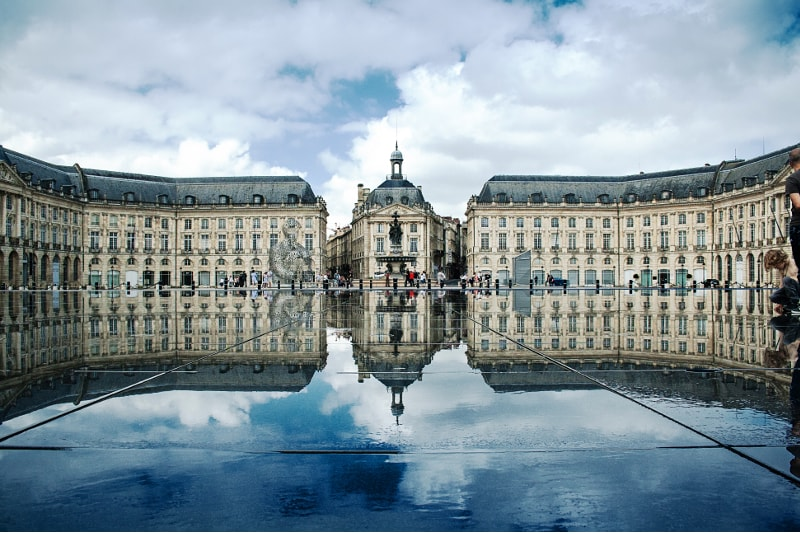 Bordeaux day trips from Paris