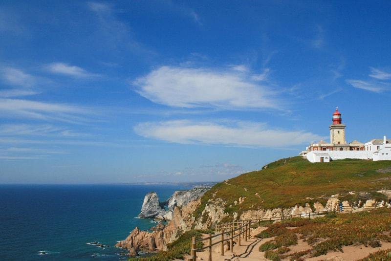Cabo da Roca - day trips from Lisbon