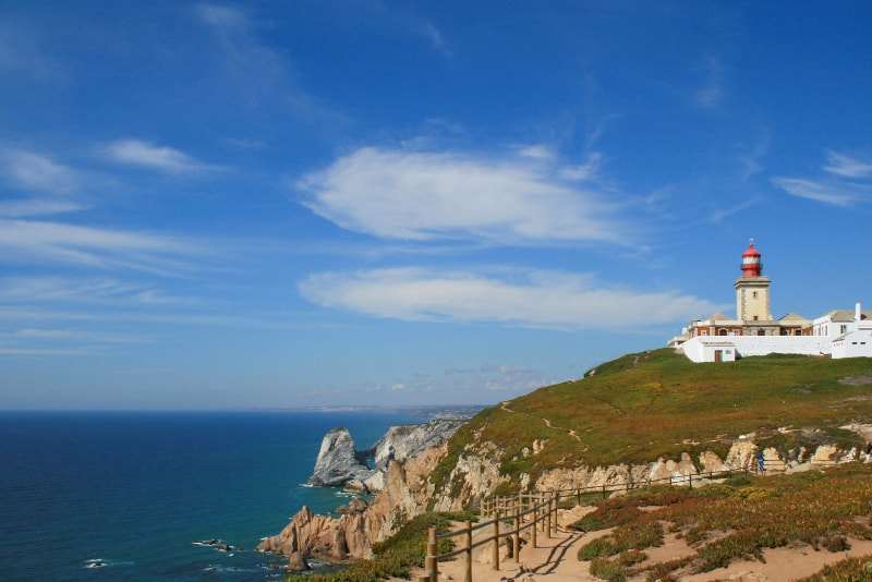 Cabo da Roca - excursions d'une journée au départ de Lisbonne
