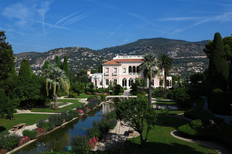 Cap Ferrat day trips from Nice