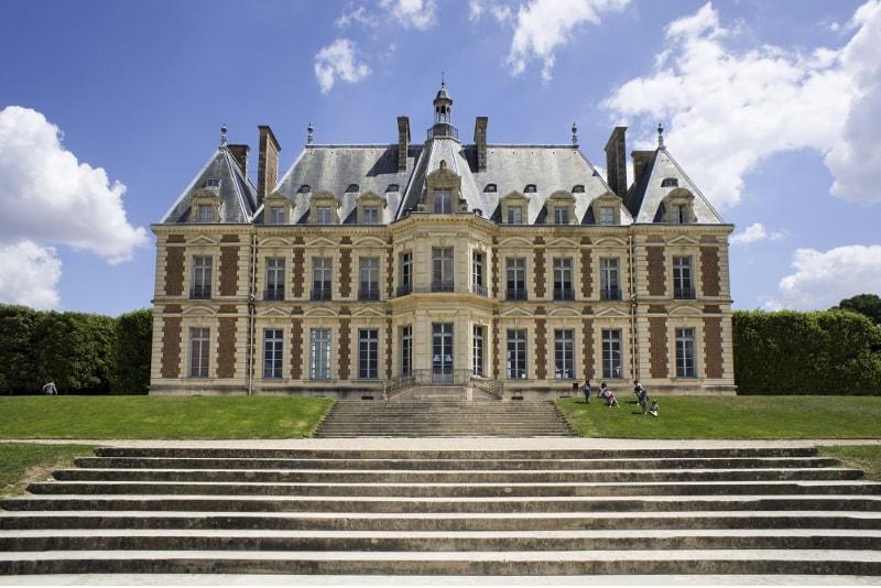 Chateau de Sceaux day trips from Paris
