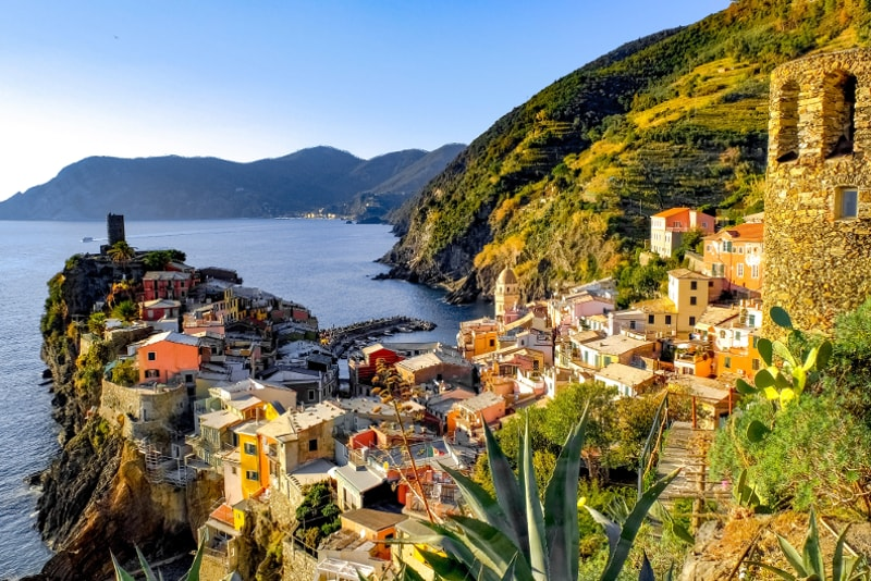 Cinque Terre day trips from Nice