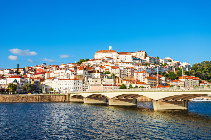 Coimbra - day trips from Lisbon