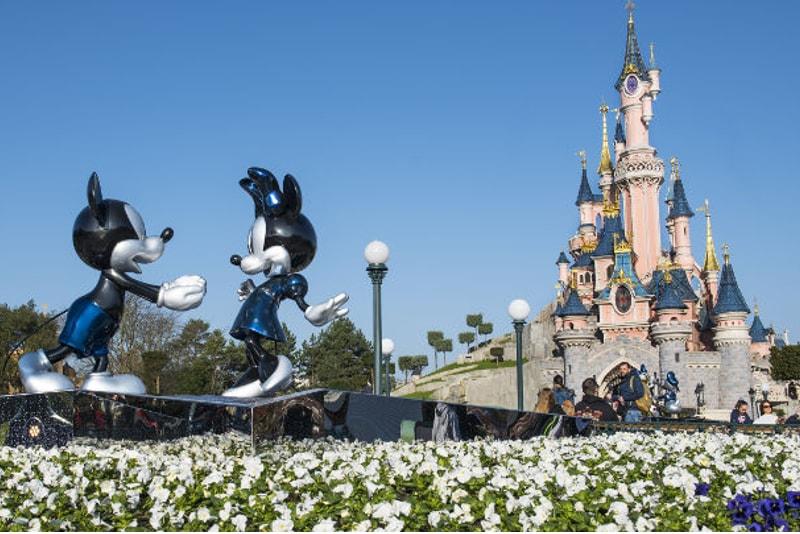 Disneyland - Viagens de um dia de Paris