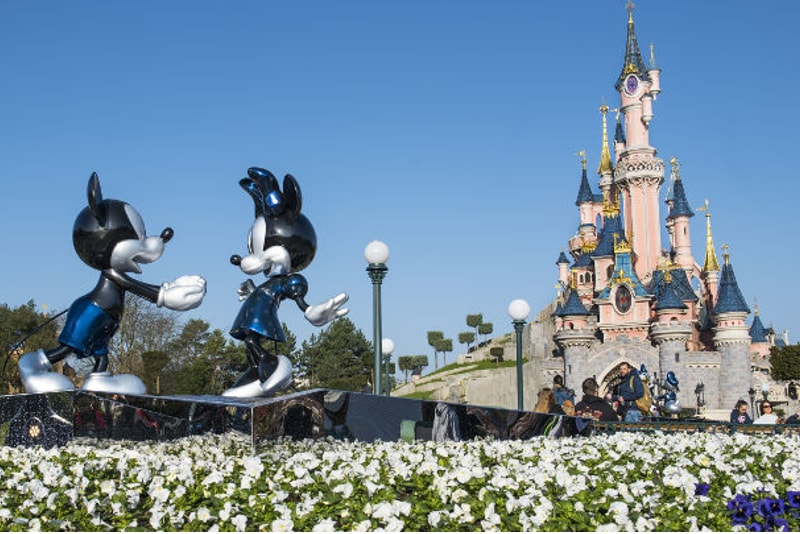 Disneyland day trips from Paris