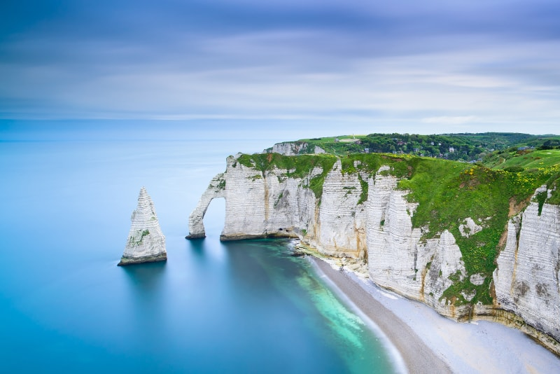 Etretat day trips from Paris