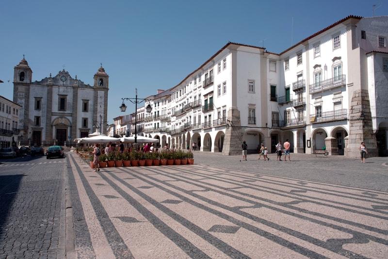 Evora - Tagesausflüge von Lissabon