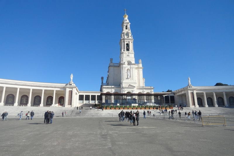 Fatima - day trips from Lisbon