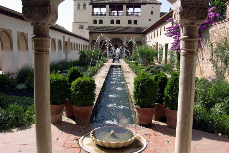 Alhambra Führung Deutsch