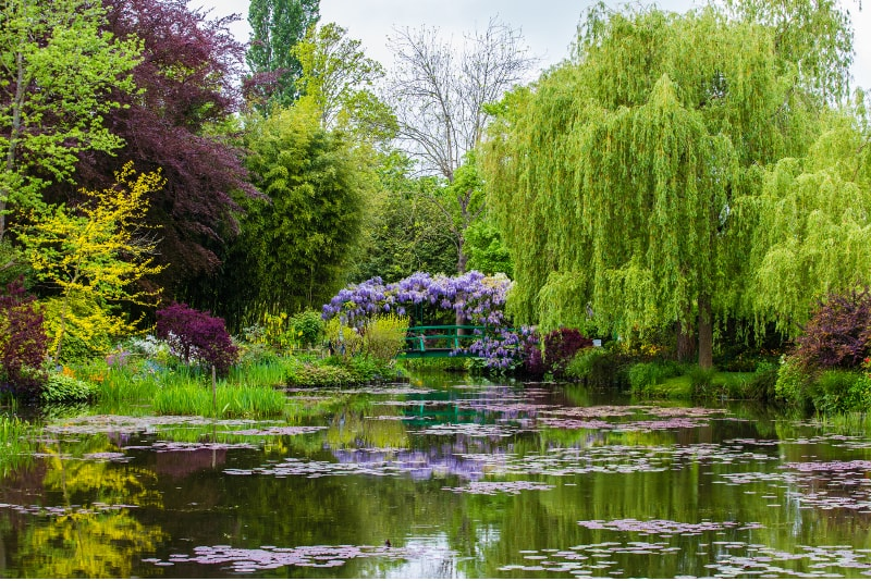 Giverny day trips from Paris