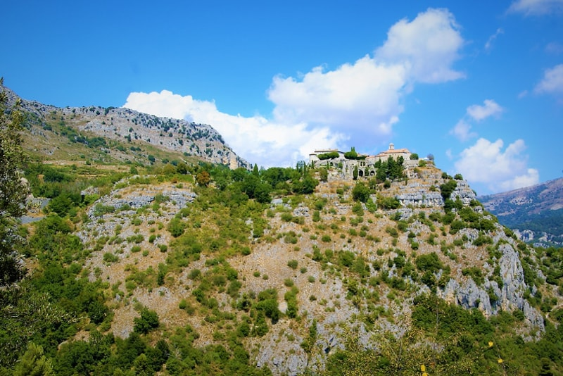 Gourdon day trips from Nice