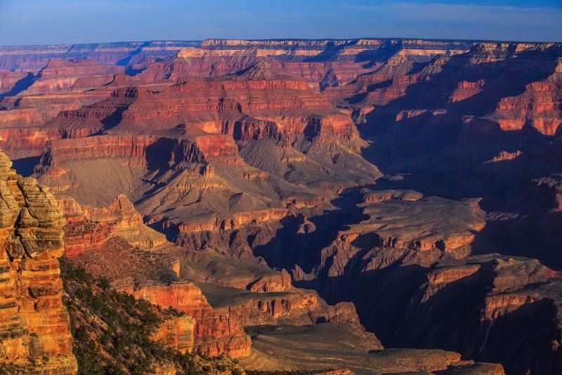 Tour d'hélicoptère au Grand Canyon