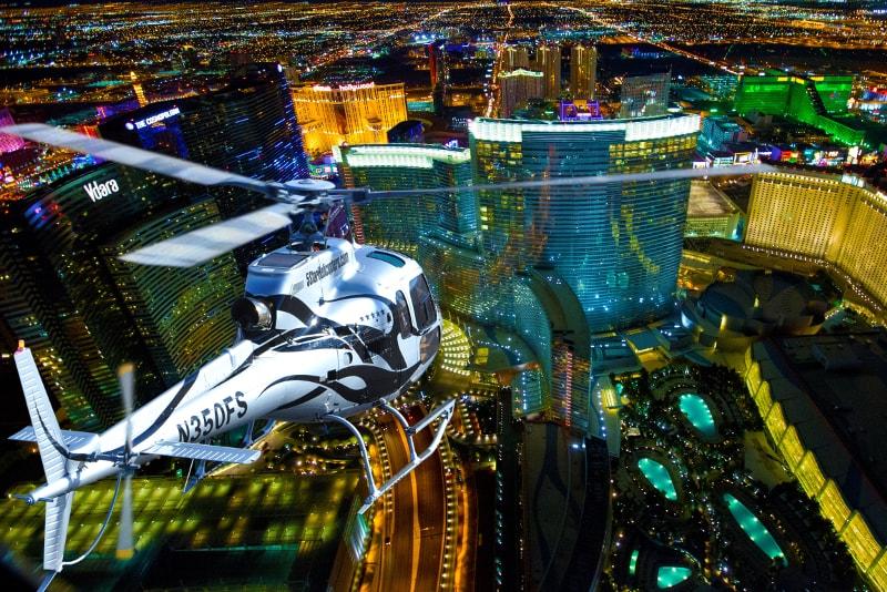 Las Vegas - Tour d'hélicoptère au Grand Canyon