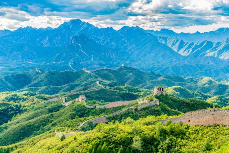 Gubeikoi - Great Wall of China