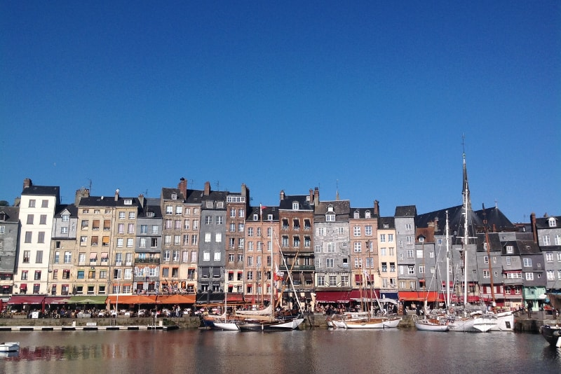 Honfleur day trips from Paris