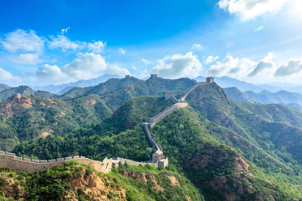 Jinshaling - Great Wall of China