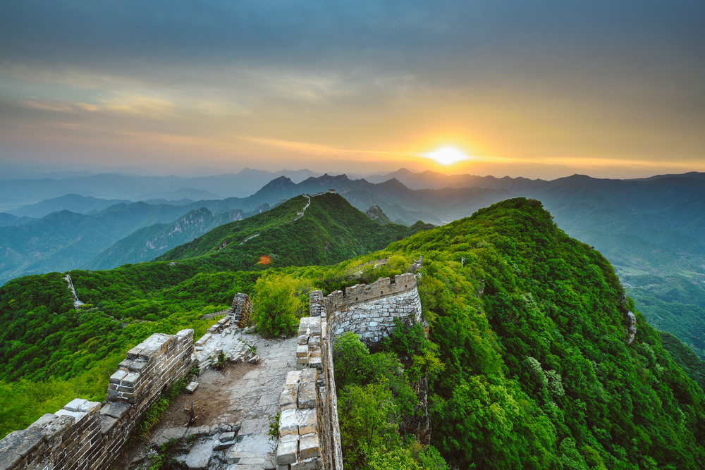 Jiankou - Gran Muralla China