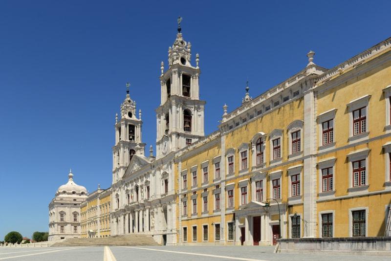 Mafra - day trips from Lisbon