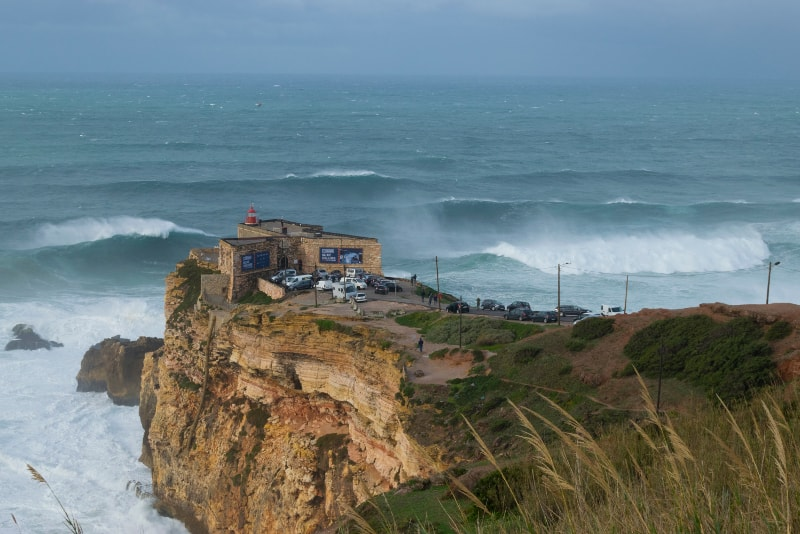 Nazare - day trips from Lisbon
