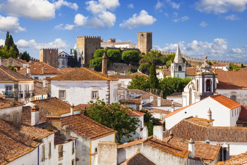 Obidos - day trips from Lisbon