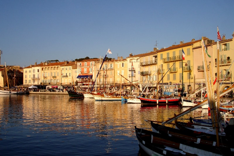 Saint Tropez day trips from Nice