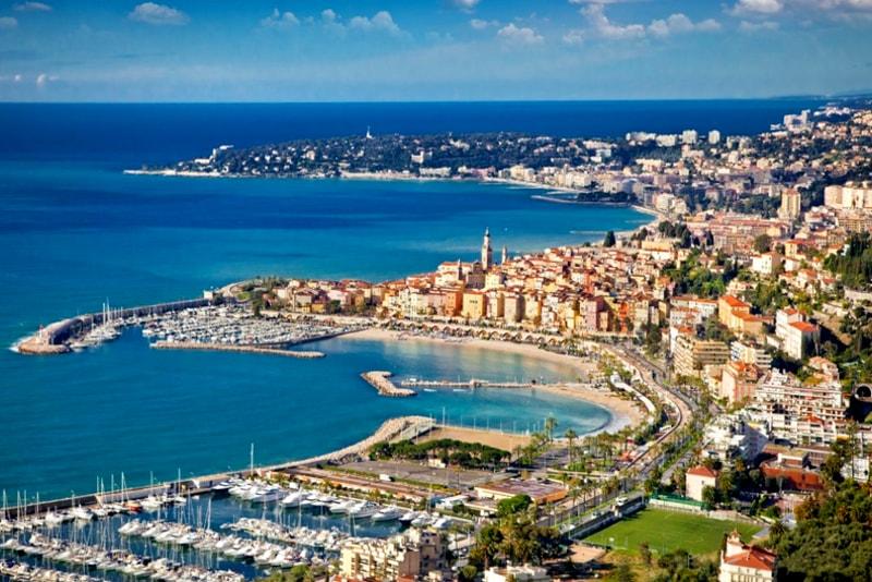 San Remo dan reist von Nizza aus