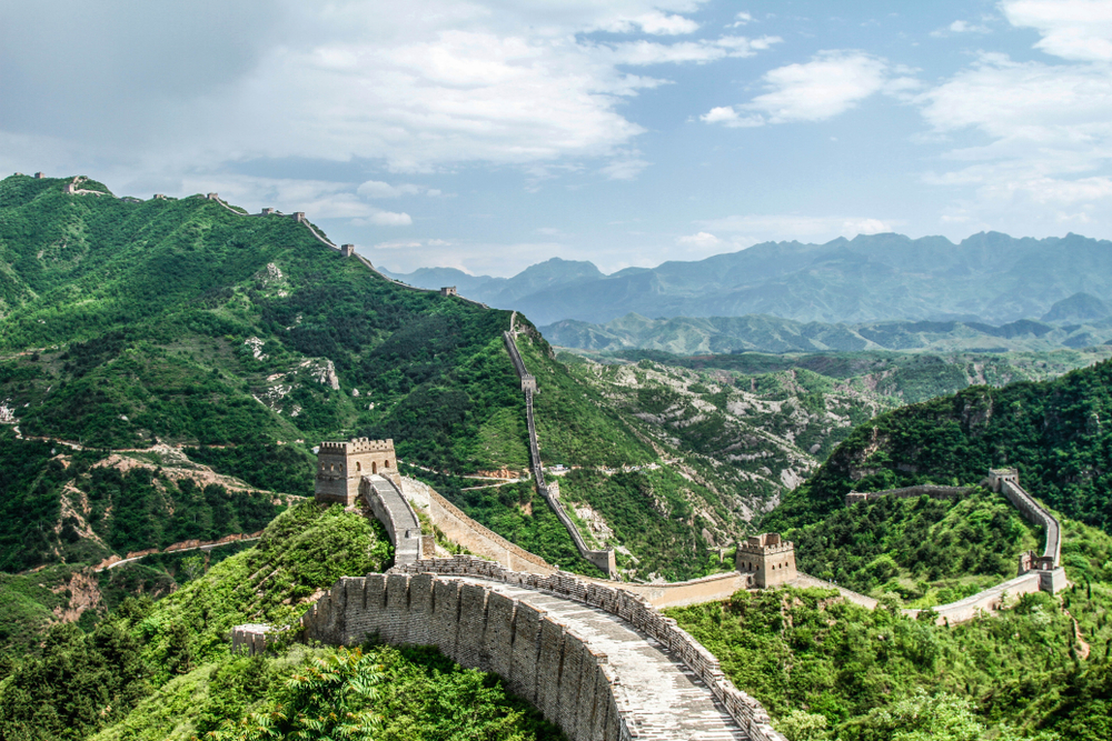 Simatai - Gran Muralla China