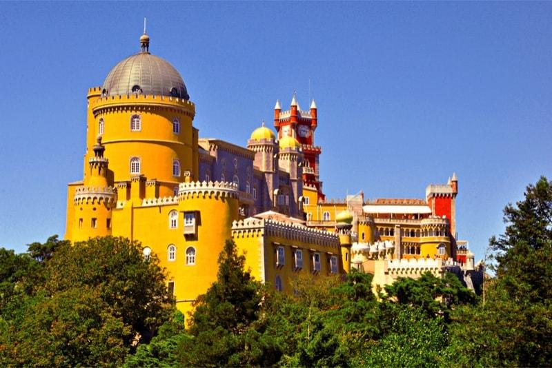 Sintra - excursiones de un día desde Lisboa
