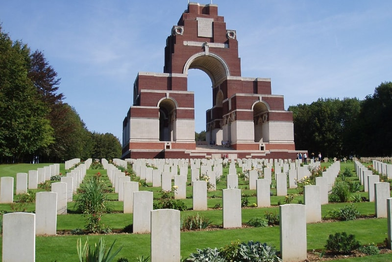 Somme day trips from Paris