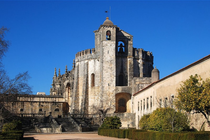 Tomar - day trips from Lisbon