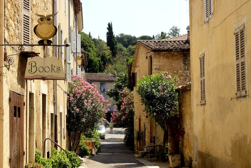 Valbonne day trips from Nice