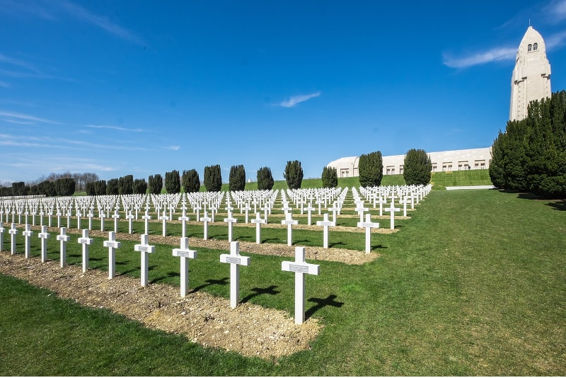 Verdun day trips from Paris