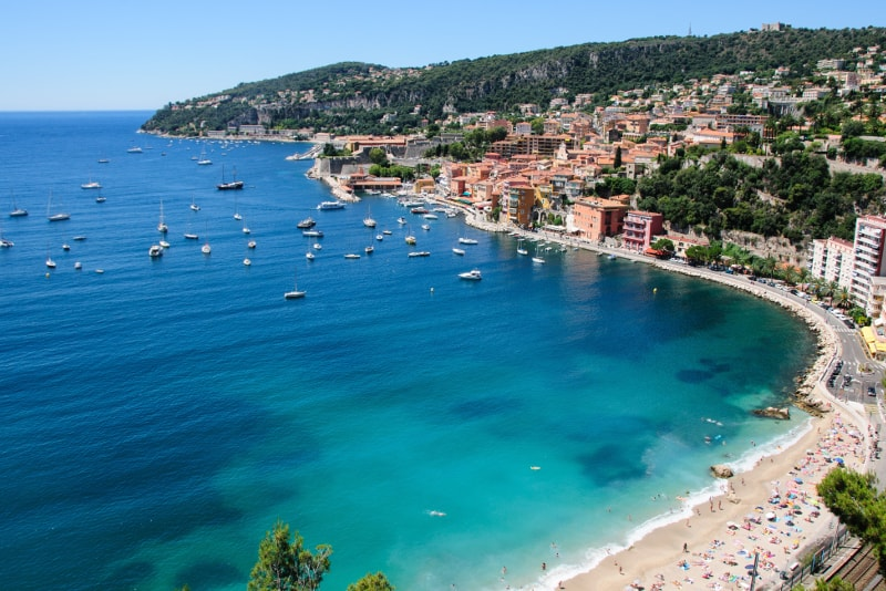 Villefranche-sur-mer day trips from Nice