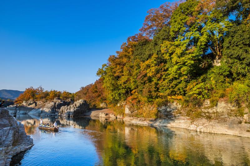 Arakawa River day trips from Tokyo