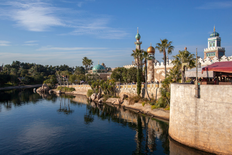 Disney Sea day trips from Tokyo