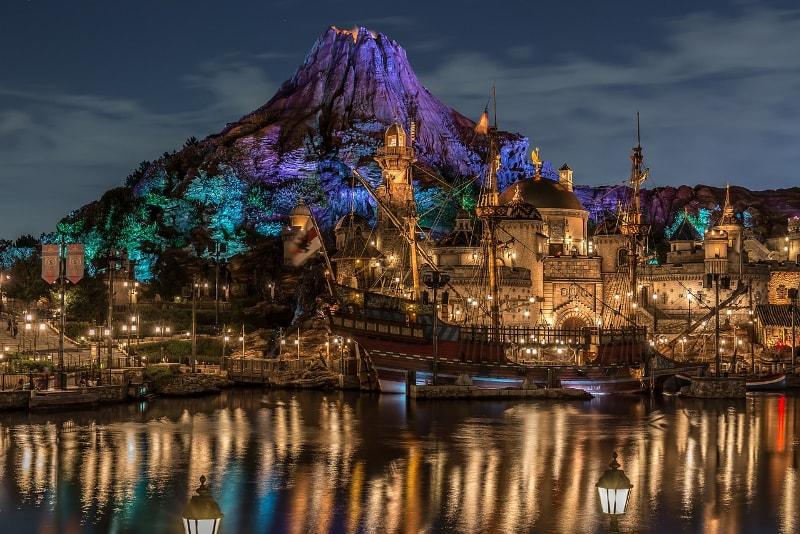 Disney Sea - Viagens de Tóquio