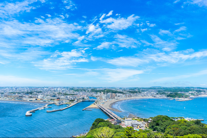Enoshima day trips from Tokyo