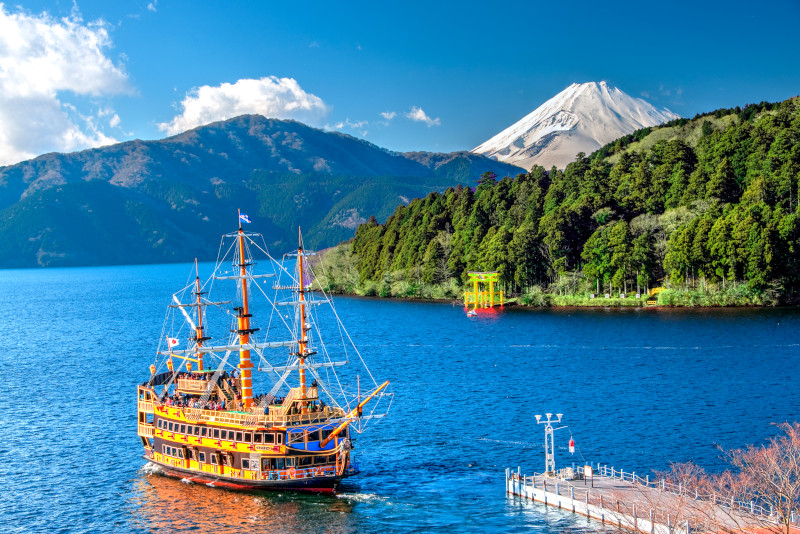 Hakone day trips from Tokyo