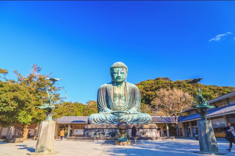 Kamakura day trips from Tokyo
