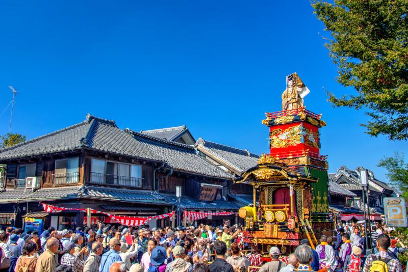 Kawagoe day trips from Tokyo