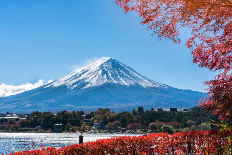 Kawaguchiko day trips from Tokyo